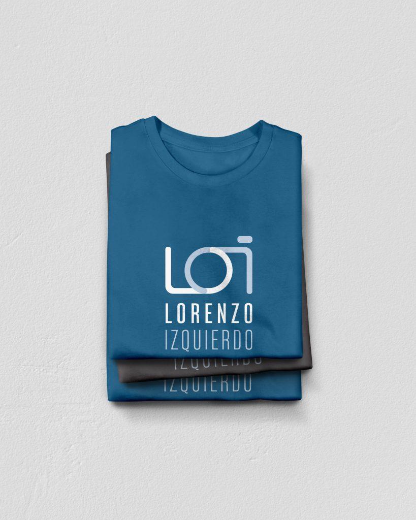Lorenzo Izquierdo branding