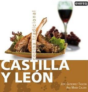Cocina tradicional Castilla y Len  Libros