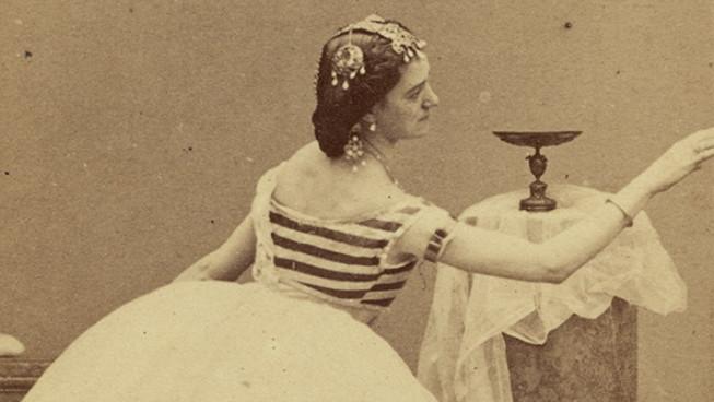 Le modle de l Origine du monde  serait une danseuse de lOpra de Paris  Connaissance des Arts