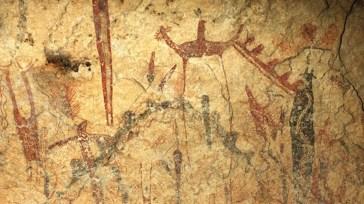 Art précolombien : course contre la montre pour sauver les peintures murales millénaires du Rio Grande