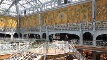 La Samaritaine, joyau de l'Art nouveau : premiers pas à la découverte d'un trésor du patrimoine français