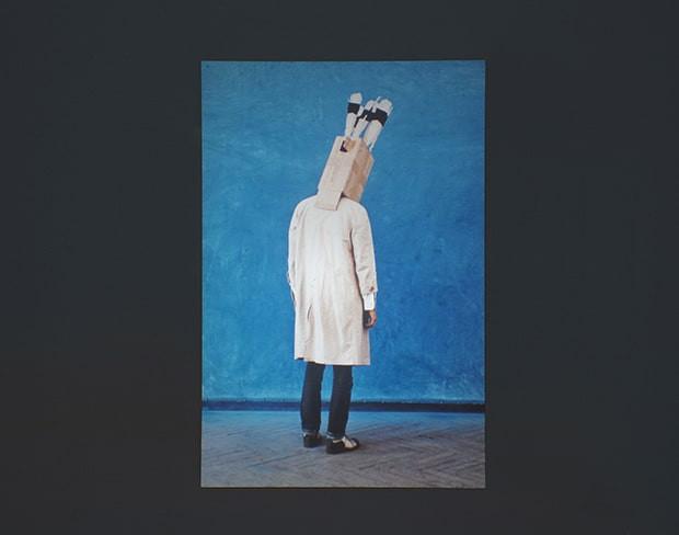 """Lothar Baumgarten, Eine Reise oder """"Mit der MS Remscheid auf dem Amazona"""" [...], 1968-1971, installation, dim. variables, détail ©L. Bamgarten Studio/M. Goodman Gallery, Paris."""