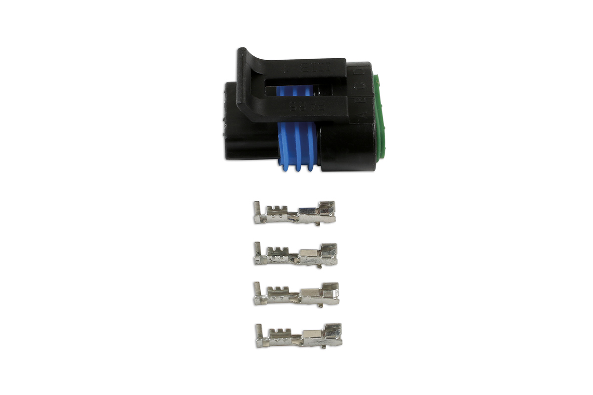 hight resolution of in car technology gps security terminals wiring harness repair connector kit 4 pin 10