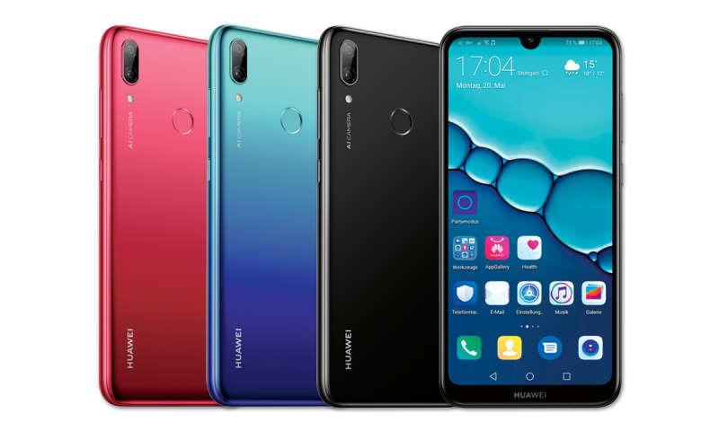 Huawei Y7 (2019) im Test - connect