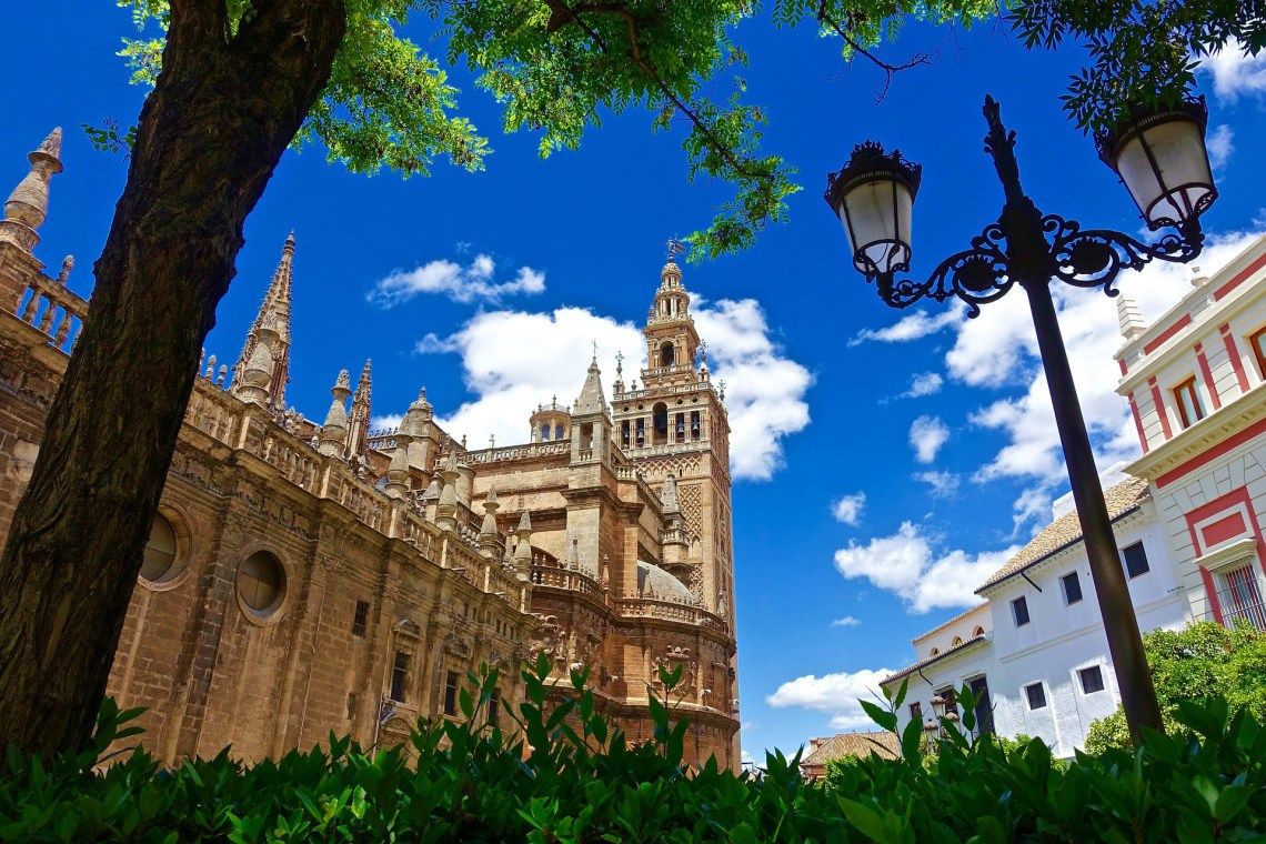 Places to visit in Seville, tourist information in Seville