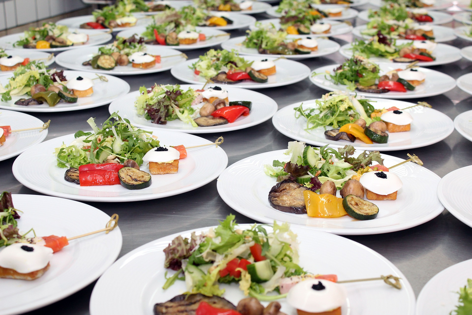 King Catering Marbella wedding catering marbella