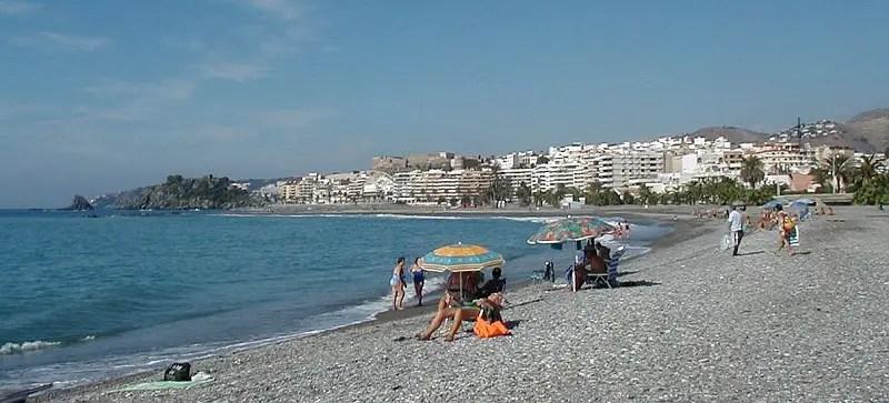 Almunecar Playa