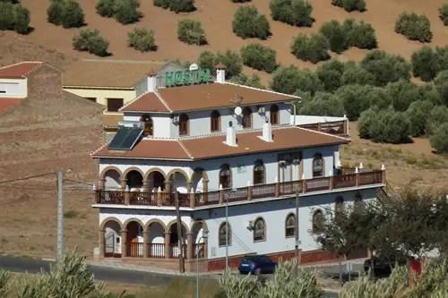 Hostal Rural Villa Cabreros, Los Corrales