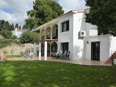 Holiday Villa in Fuengirola, Villa Paradiso