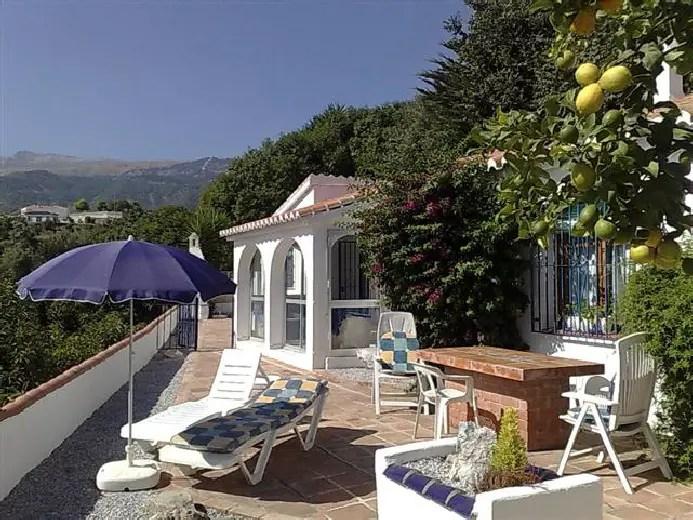 Holiday Villa in Competa