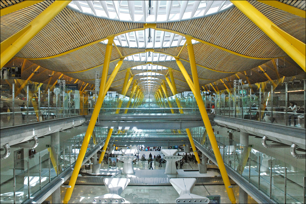 Getting to Madrid airport, Madrid airport transfer, airport transfers from Madrid airport