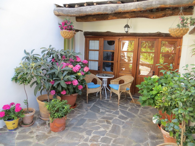 holiday apartment in granada