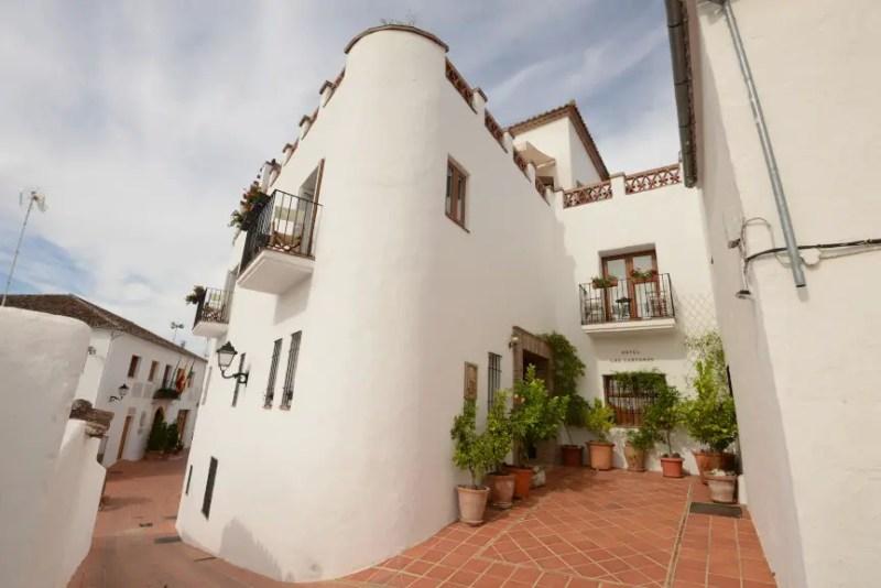 Hotel Los Castanos
