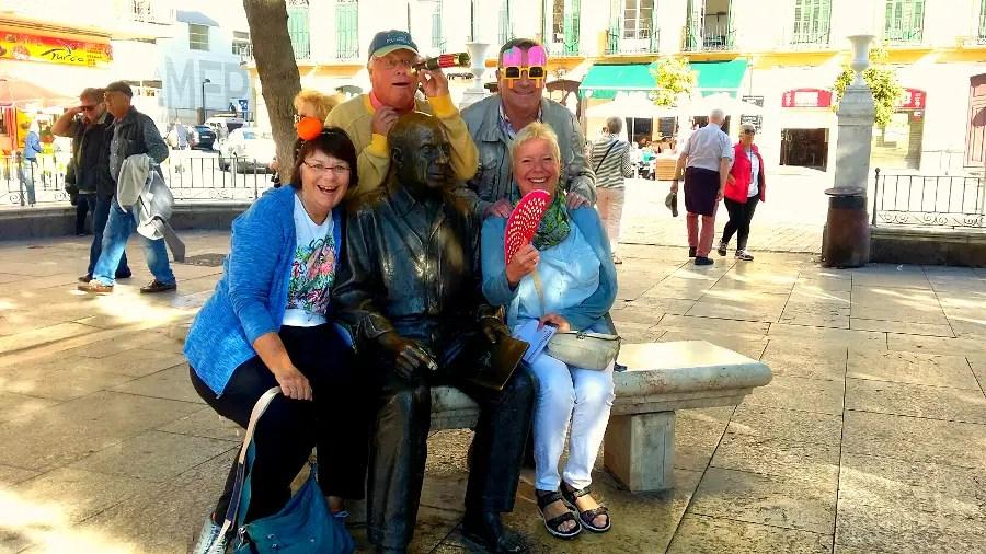 ICachr Malaga - Treasure Hunt Tour