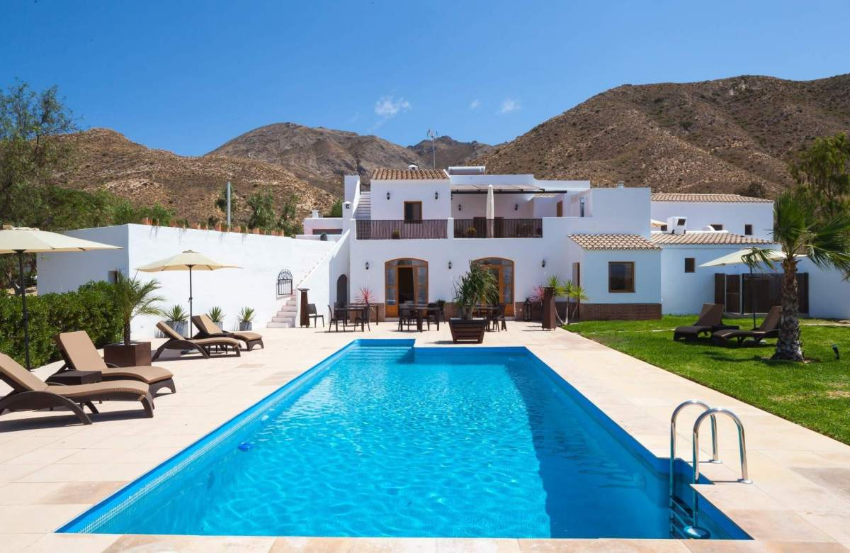 boutique hotel mojacar