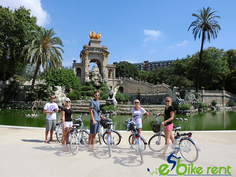 Ebike Rent Barcelona