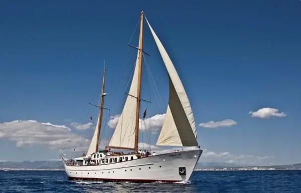Barcelona Sailing Charter