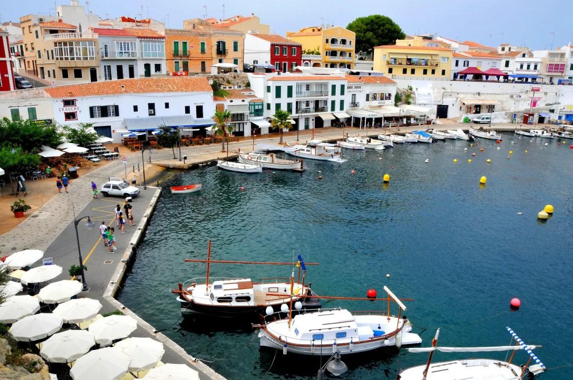 Menorca Harbour