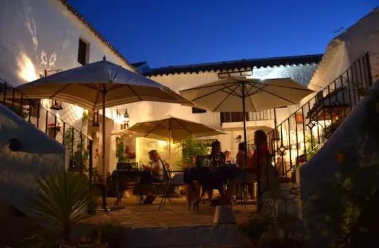 Cortijo La Haza - Restaurant