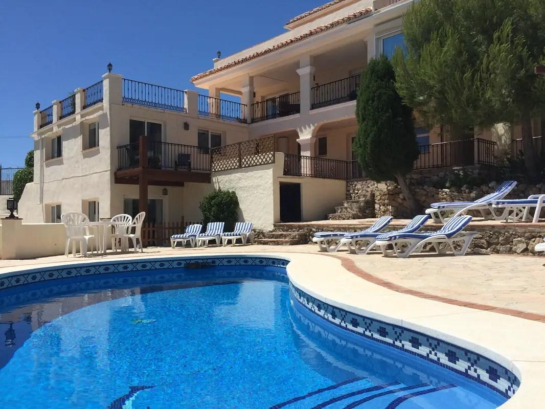 La Jacaranda Villa Mijas - Holiday Home Rental