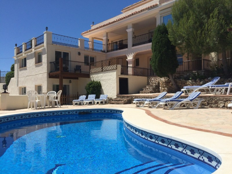 Holiday Villa Mijas