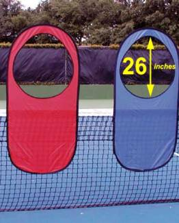 Oncourt Offcourt Pop Up Targets