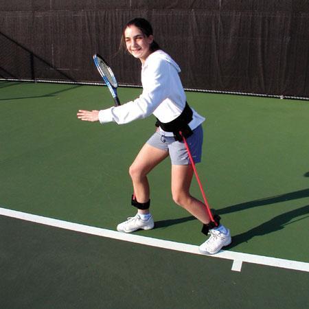 Flex Trainer Tennis Front View
