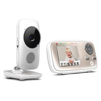 Motorola MBP667 Baby Monitor with WiFi - Connected Crib