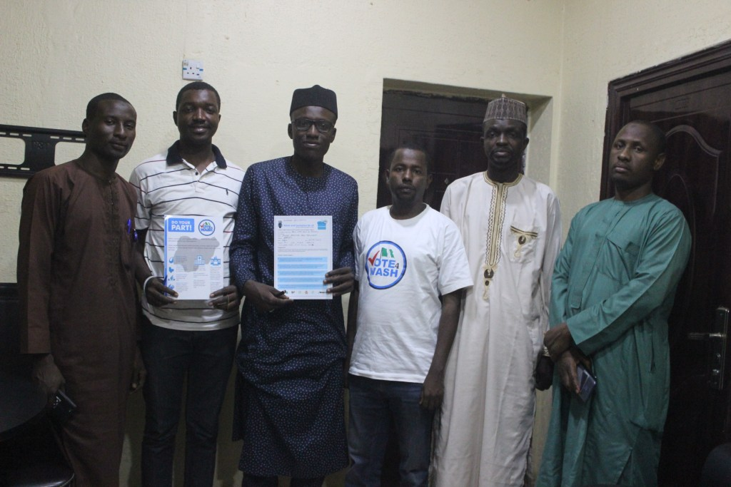 #Nigeriaecides2019: Youngest Candidate for Kano State House of Assembly Pledges to Prioritize Water Programmes, Projects and Policies