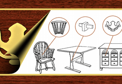 Guide To Furniture Styles From Connected Lines
