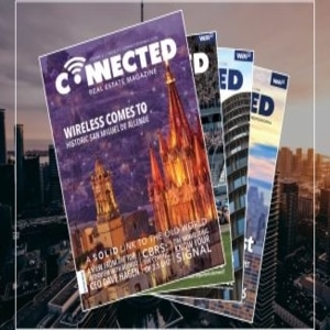Connected Real Estate Magazine's Spring Edition is now available