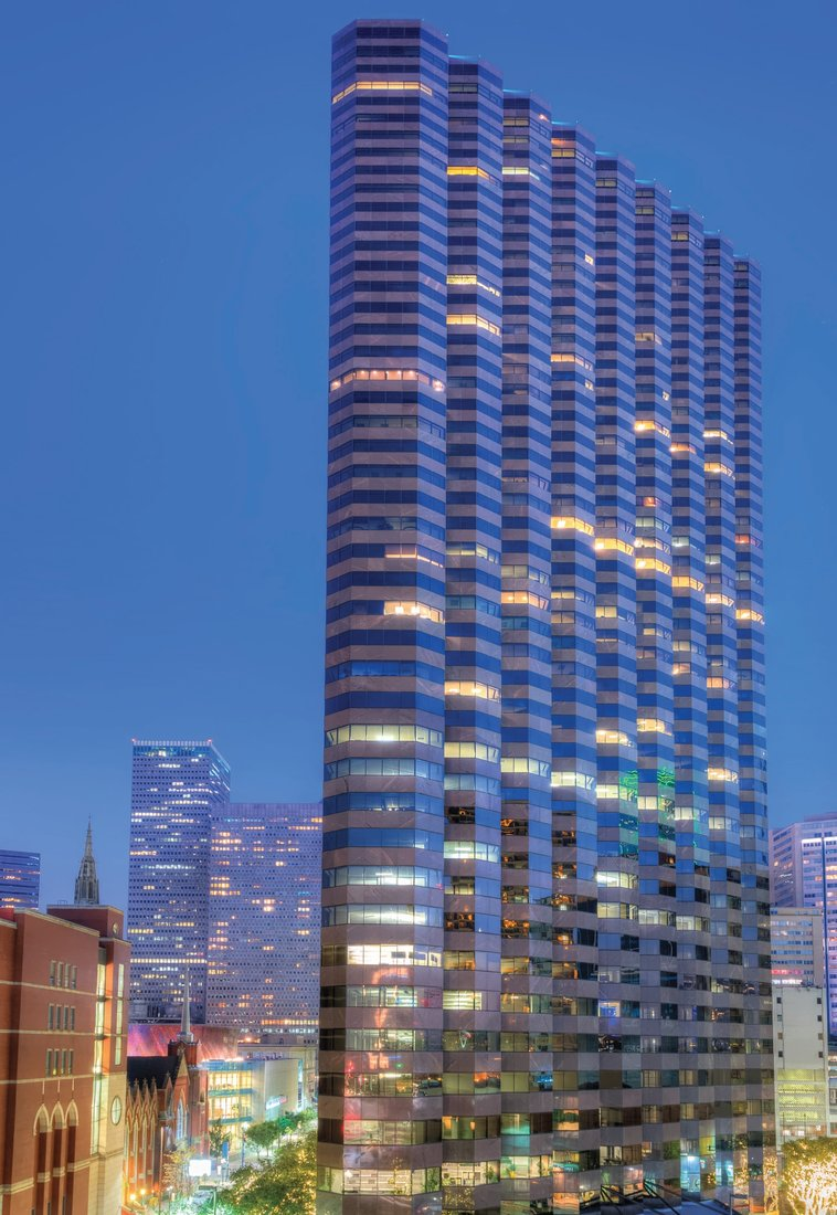 ExteNet's Fiber Backbone Expands Ross Tower's Connectivity Capabilities