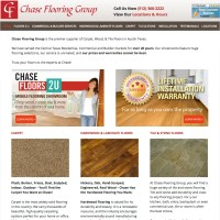 Chase Flooring - Austin, Texas - Connected Systems LLC