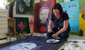 International Artist: A Day In The Life Of A Woman   Connected Women