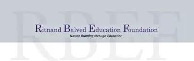 Ritnand Baldev Education Foundation Logo
