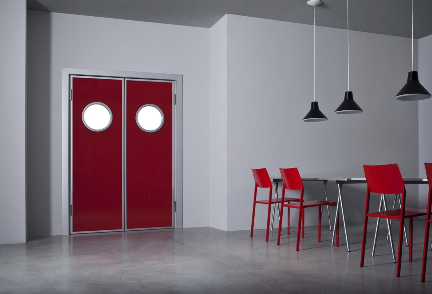 Porte per la ristorazione  Porte in alluminio e vetro  Connecticut  Lainate  Milano