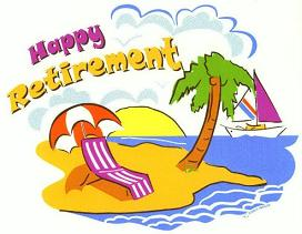 Animated Happy Retirement Picture