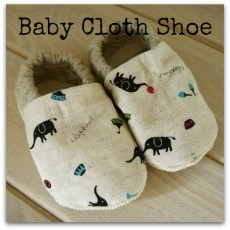 Baby Cloth Shoe