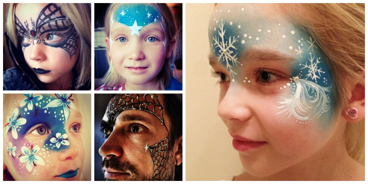 Face Painting Tips And Some Nice Links