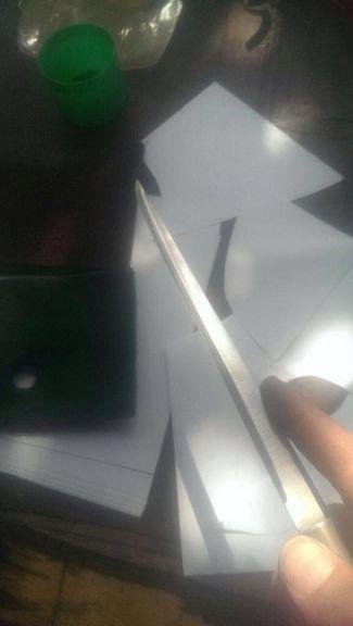 Selfmade Filetiermesser