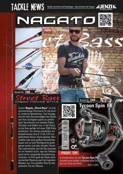 Nagato Street Bass