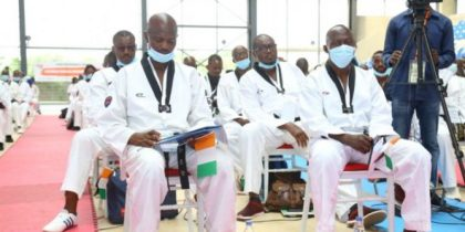 The State Council agrees with the Taekwondo Federation within the territorial dispute with the Batafoé household – Connectionivoirienne.internet