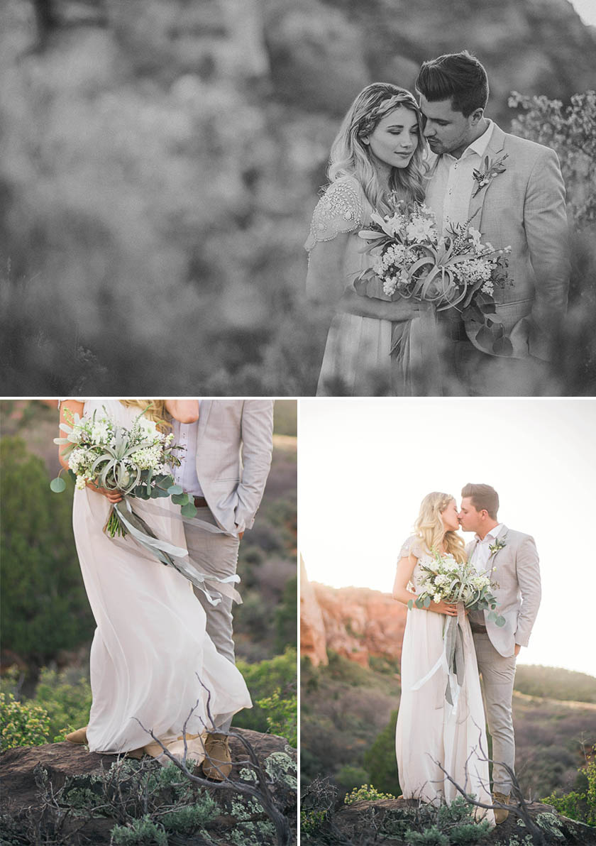 Madison and KylerUtah Wedding Photography  Connection