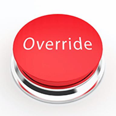God's Override