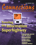 Jul/Aug 2002 issue of Connections Magazine