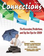 Jan/Feb 2009 issue of Connections Magazine