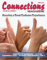 June 2012 issue of Connections Magazine