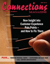 May 2013 issue of Connections Magazine