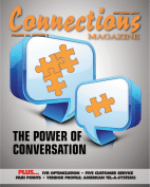 May/.June 2017 issue of Connections Magazine