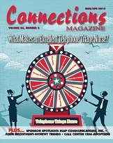Mar/Apr 2015 issue of Connections Magazine